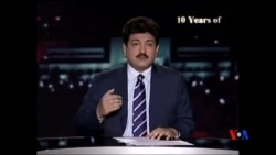 2014-04-20 美國之音視頻新聞: 巴基斯坦著名記者在卡拉奇遭槍擊受傷