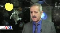 Suriyeli İlk Kozmonot İstanbul'da Ders Veriyor
