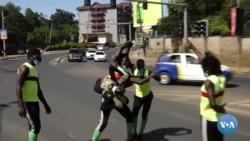 Fahamu kundi la Clan Acrobats kutoka Nairobi, Kenya