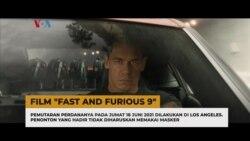 "VOA Radio Pop Culture: Pemutaran Perdana Film ""Fast AND Furious 9"""