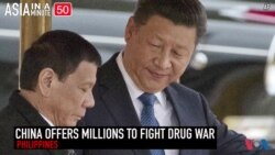 China Offers Millions to Philippines as US