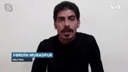 """Fərdin Muradpur: """"Dövlətin vəd etdiyi pul yardımı ilə sadəcə bir neçə gün həyat sürdürmək olar"""""""
