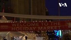 Pasar Natal di Pusat Kota Washington, DC