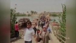 Islamic State Advances Spark Crisis in Iraq, Syria