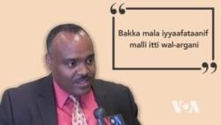 AEDS - Dhabbata Baqattoota Oromoo fi Afrikaa Kaan Gama Dinagdeetin Jajjabeessu