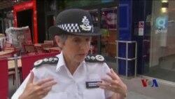 伦敦周五继续调查泼酸袭击 逮捕一人