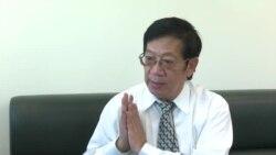 黄鸿燕谈渔业制裁朝鲜原声视频
