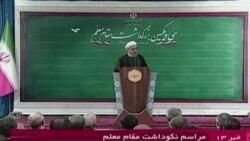 روحانی: نمیتوان به قوه قهریه که دستبند و کلت دارد گفت اجتهاد کن