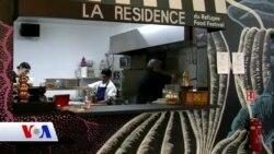 Paris'teki Bu Restoranda Fransız Aşçılara Yer Yok