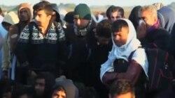 رئیس اتحادیه اروپا: کشورهای اروپایی یکدیگر را در بحران مهاجران تنها نگذارند