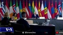 Tiranë: Mbahet ministeriali i OSBE-së online