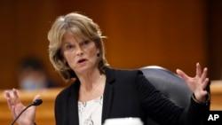 Senatoricka Lisa Murkowski