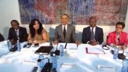 اوباما با دگراندیشان کوبایی در هاوانا دیدار کرد