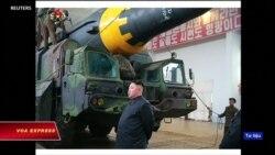 Hàn Quốc nói không thay đổi chế tài Triều Tiên