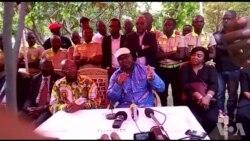 Félix Tshisekedi est arrivé à Lubumbashi (vidéo)