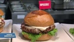 'İmkansız Burger'a İlgi Artıyor