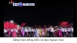Đại hội Đảng bế mạc ở Bắc Triều Tiên (VOA60)