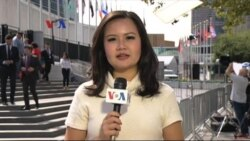 Pilpres AS Membayangi Sidang PBB