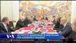 Maqedoni, reagime ndaj sulmeve në Francë