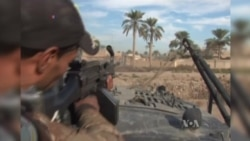 Iraqis Complete Recapture of Ramadi from Islamic State