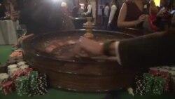 Овечкин и «Вашингтон Кэпиталз» в казино