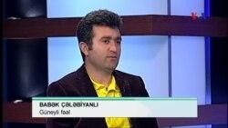 Babək Çələbiyanlı ilə müsahibə