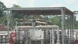 加蓬计划收回中石化油田资产