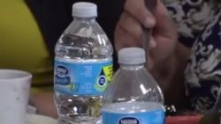 VOA英语视频:美国拉美裔社区要大家多喝水培养健康习惯