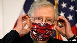 Ketua fraksi Republik di Senat AS, Mitch McConnell