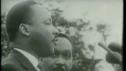 马丁路德金50年前的梦想