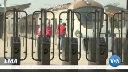 Lancement du premier TER au Senegal