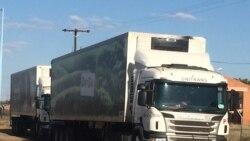 En Afrique de l'Est, le confinement a particulièrement frappé les camionneurs