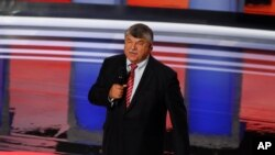 Richard Trumka, president of the AFL-CIO, a federation of 55 unions representing 12.5 million workers, died unexpectedly of a likely heart attack.