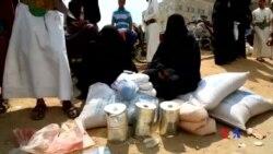 2016-11-01 美國之音視頻新聞: 聯合國官員警告也門距離饑荒一步之遙