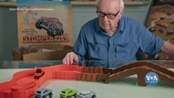 Історія 99-річного розробника дитячих іграшок. Відео