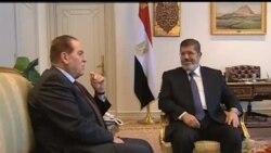 2012-06-26 美國之音視頻新聞: 埃及當選總統穆爾西着手組建新政府