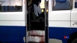 2014-10-21 美國之音視頻新聞: 阿富汗炸彈襲擊造成至少4人死亡