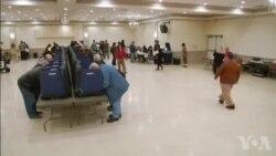 Déroulement du vote dans l'état de l'Ohio (vidéo)