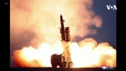 北韓在核談判年底期限到來之前發射飛行物 (粵語)