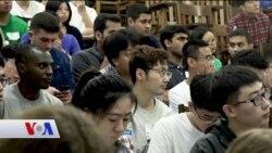 Üniversite İçin ABD'yi Tercih Eden Öğrenci Sayısında Düşüş