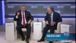 Порошенко: Руді Джуліані обіцяв допомогу підняти рівень співпраці між США та Україною. Відео
