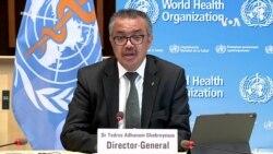 譚德塞有望連任世界衛生組織總幹事