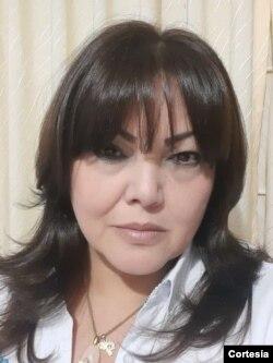 La venezolana Anny Uribe Táribadirigió el Refugio Hogar del Espíritu Santo, en Colombia, para asistir a los migrantes venezolanos y colombianos que retornaban a su país. [Foto: Cortesía]
