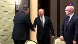 Vaşinqton və Moskva əlaqələrin yaxşılaşdırılmasını istəyir, lakin əsas fikir ayrılıqları qalır