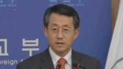 南韓﹕接受日實彈援助與集體自衛權問題無關