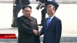 Việt Nam ca ngợi thượng đỉnh liên Triều