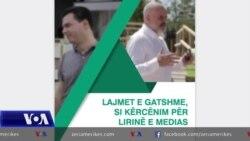 Shqipëri: Lajmet e gatshme nga partitë në fushatë zgjedhore, shenjë e krizës së medias, komentojnë analistët
