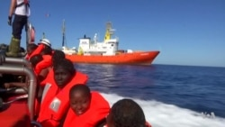 Spain Accepts Migrants Stranded at Sea After Italy Denies Them Entry