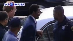 Manchetes Americanas 10 janeiro: Manifestantes dirigiram-se ao estúdio de R. Kelly em Chicago e pediram que ele seja julgado
