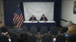 У Вашингтоні запустили роботу трансатлантичної комісії із запобігання втручанню у вибори. Відео